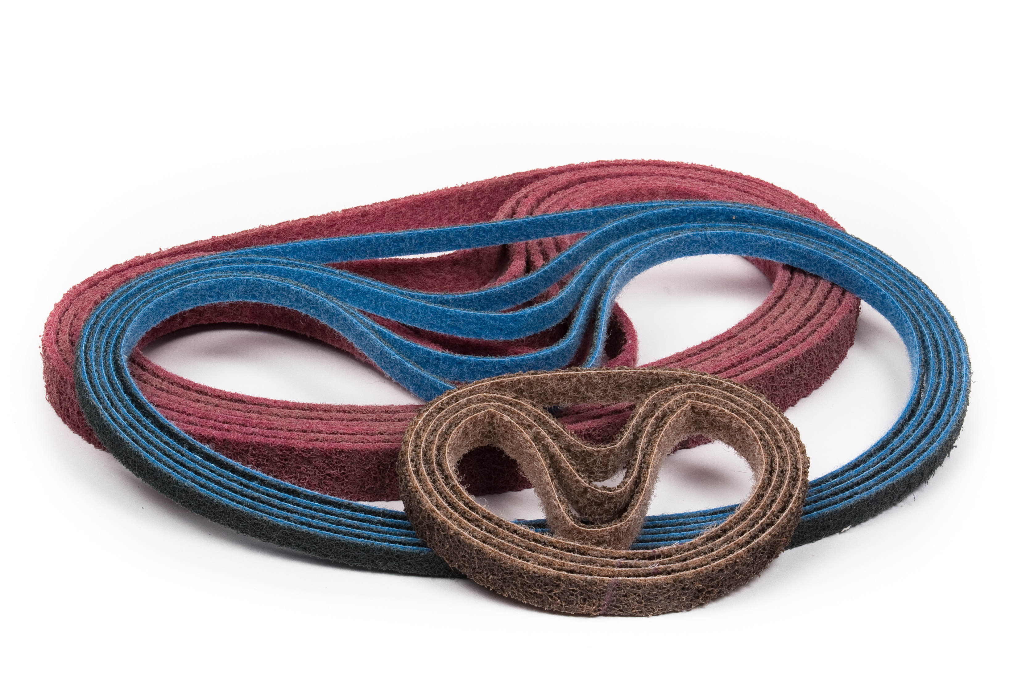 scls low stretch sanding belts
