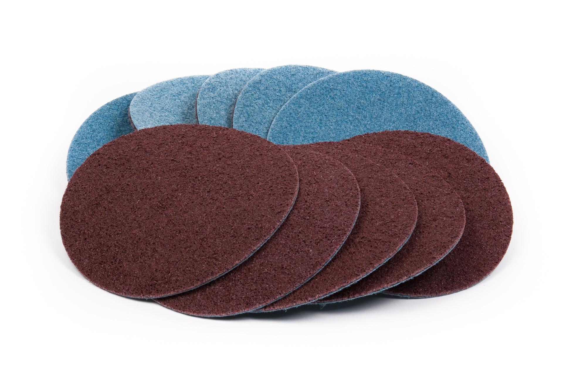 scls, schd sanding discs