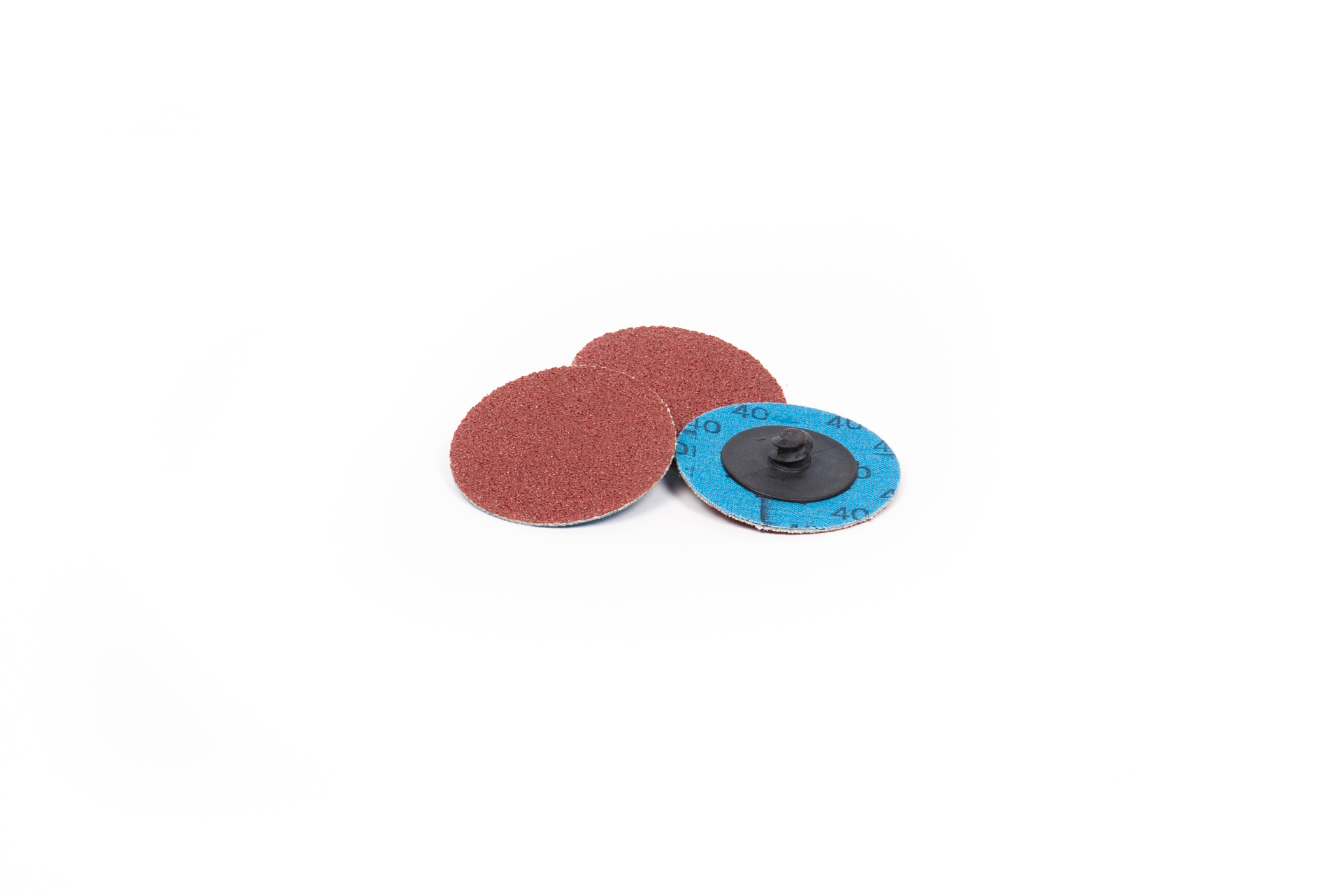 Aluminum Oxide Quick Change Discs Coated Abrasives