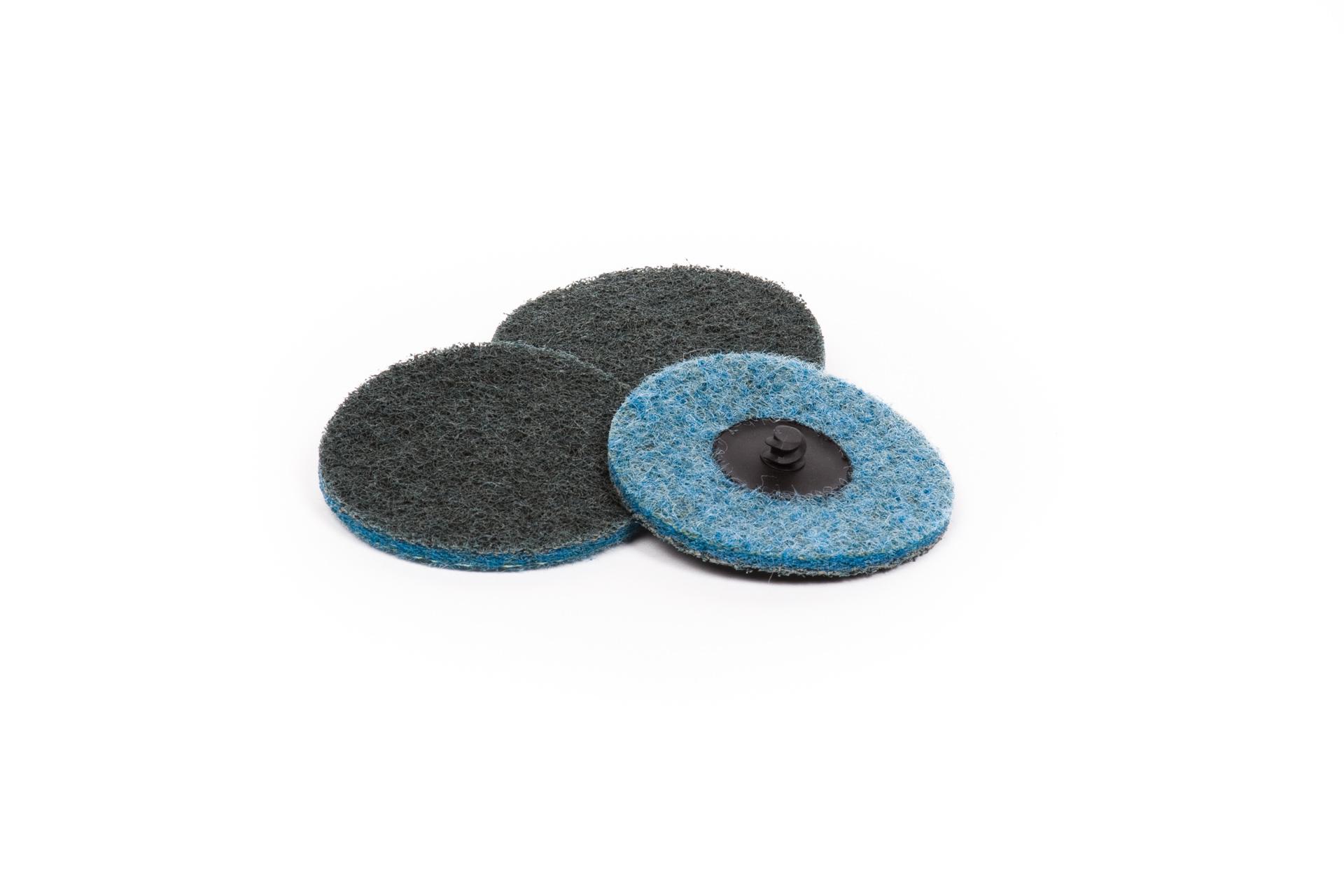 quick change sanding discs