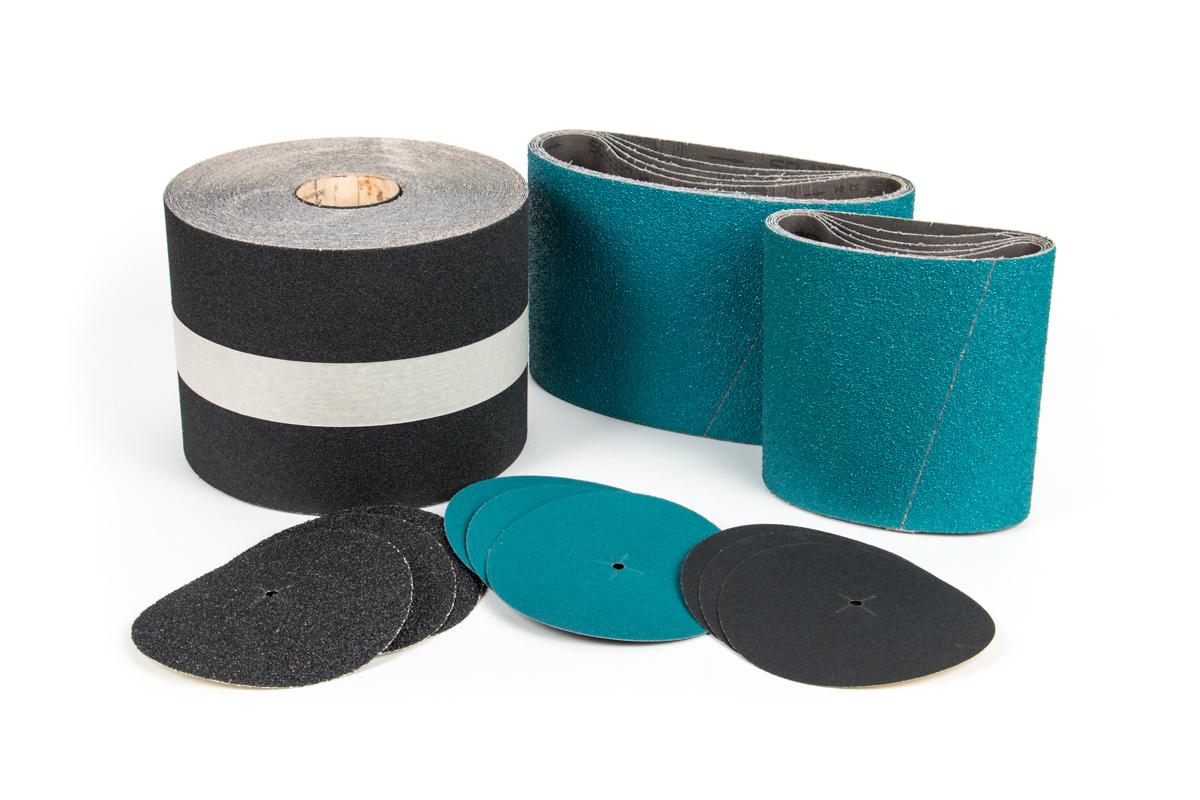 discs and belts for floor sanding